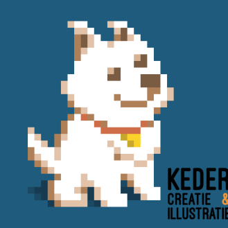 Pixel Art - by Robert Keder