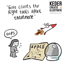 Visual Note - English Example - by Robert Keder